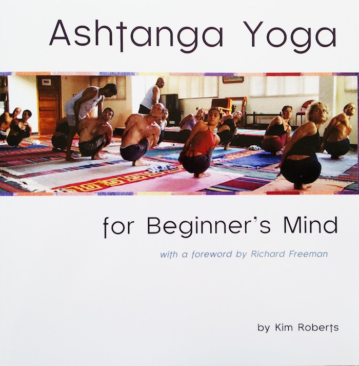 Ashtanga yoga for beginner's mind