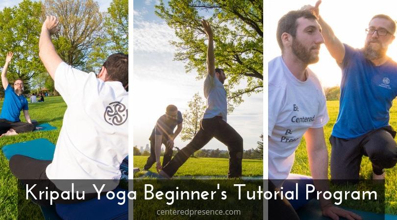 Kripalu Yoga - Beginners