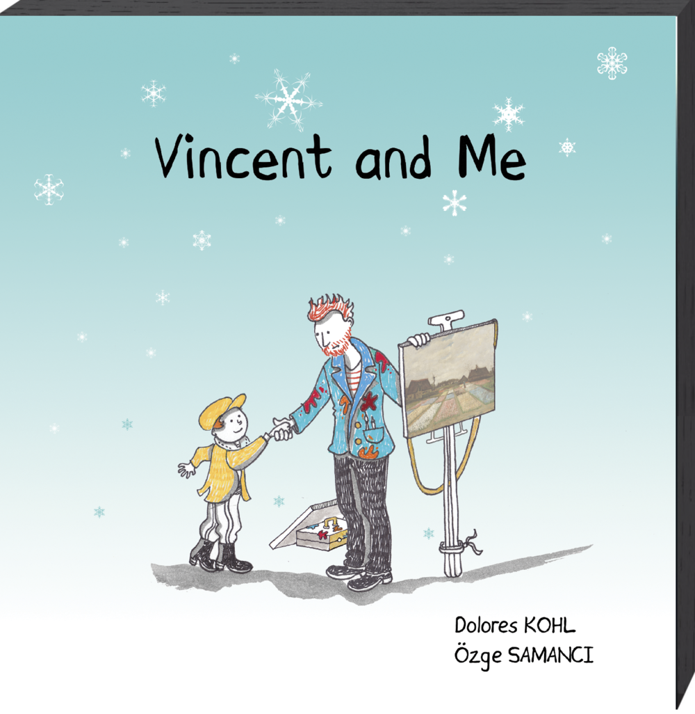 Read all about it! - One February day in 1888, the train from Paris brought Camille Roulin an unexpected guest: an honest-to-goodness painter! Learn how Vincent van Gogh changed the life of the young boy in Arles in this illustrated children's book. To order your copy, click here!