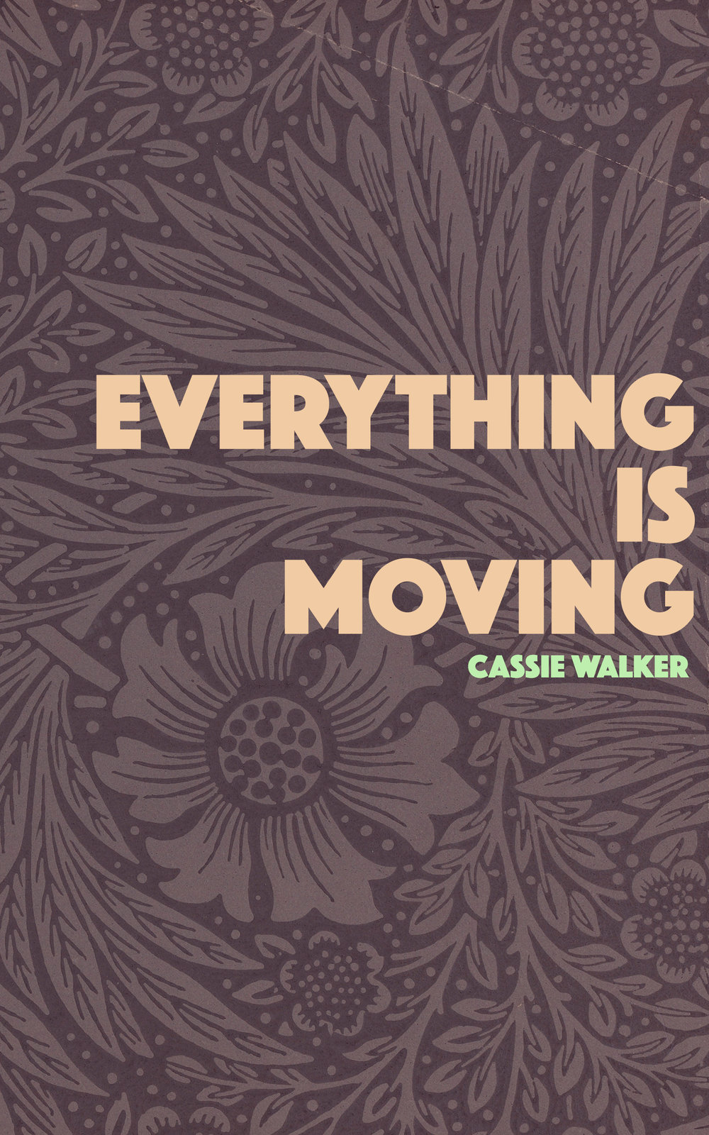 CASSIE'S BOOK - BUY NOW ON AMAZON | LINKThe year was 2011… Jon had just left the band(s). Seeking refuge from an overwhelming society, Cassie and Jon rid themselves of all non-essential possessions, and relocated to the edge of the earth with their dog and two cats. Everything Is Moving, the debut narrative from Cassie Walker, chronicles the experience of trying to live consciously while being out of one's element, and quite possibly, out of one's mind. Travel into the depths of the jungle, through time, and within Cassie's imagination to wonder about love, work, and coming of age in the 21st Century.For more information, including a photo gallery, visit Cassie's website:CASSIEWALKERMINDBODY.COM
