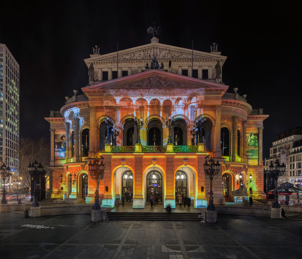 Old Opera House, Changing Times Photo: © Luminale _ Oliver Blum