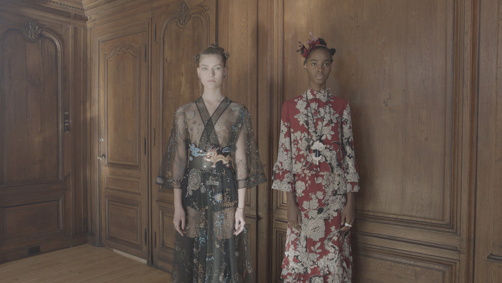 Valentino: Inside the factory