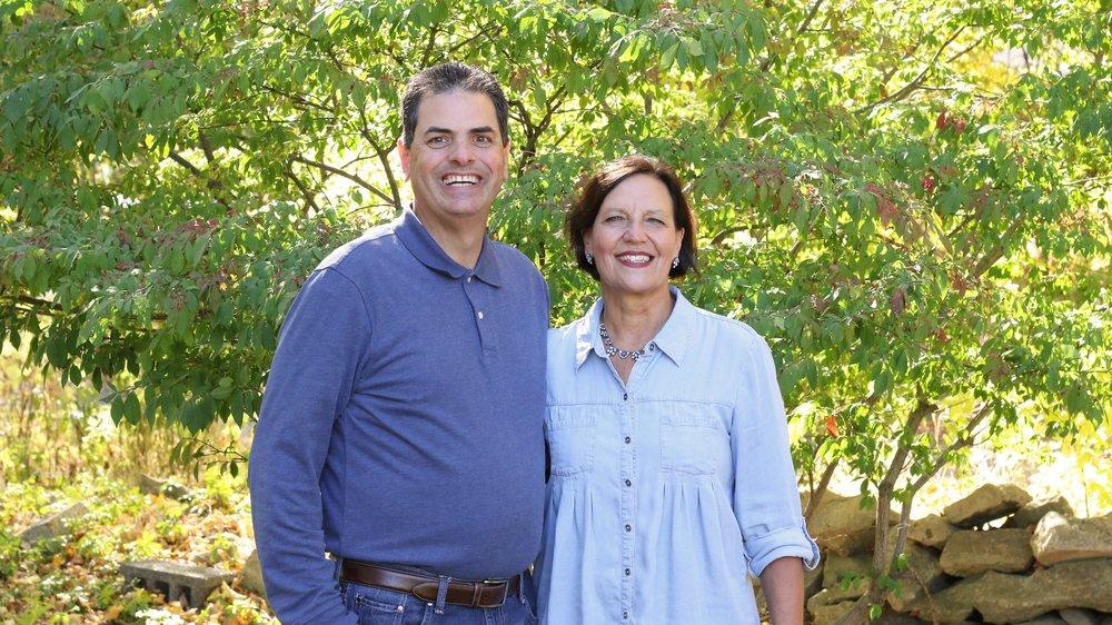 Pastor Tom & Diane Feola - Senior and Founding Pastors