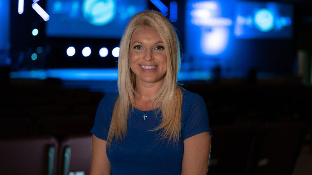 Ashley Waleck - Children's Director