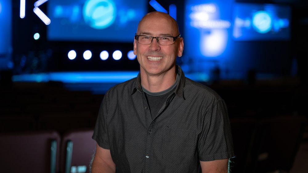 John Rich - Youth Director