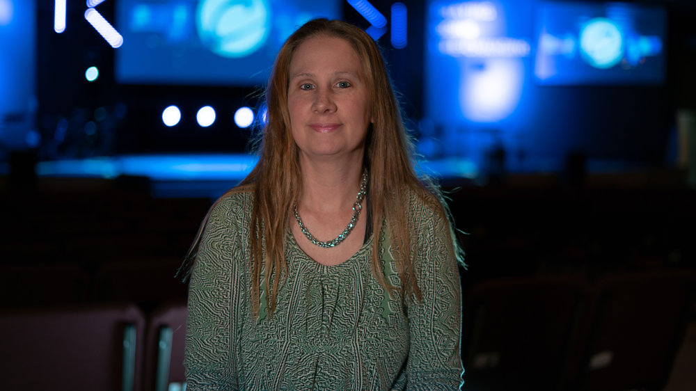 Lisa Nervine - Children's Ministry Assistant