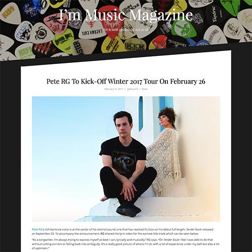 I'm Music Mag   February 2017