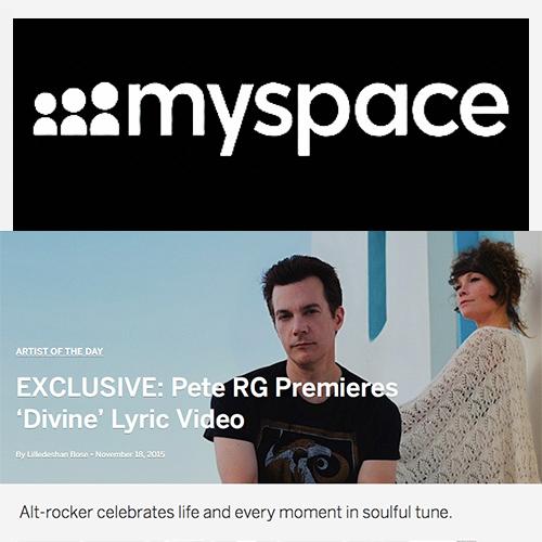 MySpace   November 2015