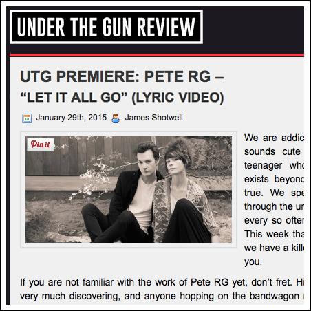 Under The Gun   January 2015