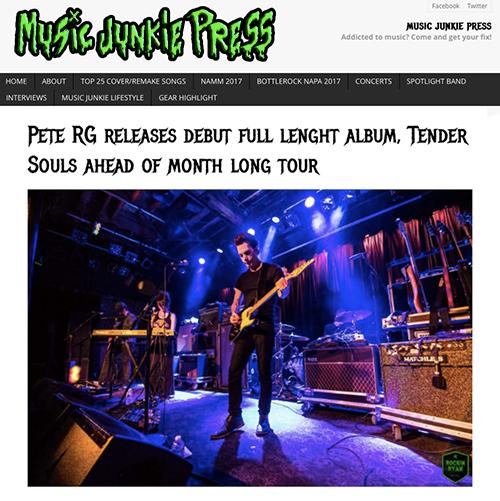 Music Junkie Press | September 2016