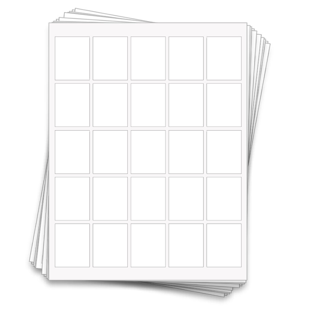 Planner Labels   1.5 x 1.875 in.