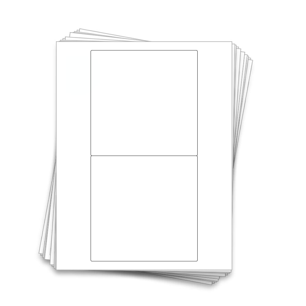 Printable Adhesive Candy Bar Wrappers - Available in Kraft or White10 Sheets / 20 Labels for $12.97