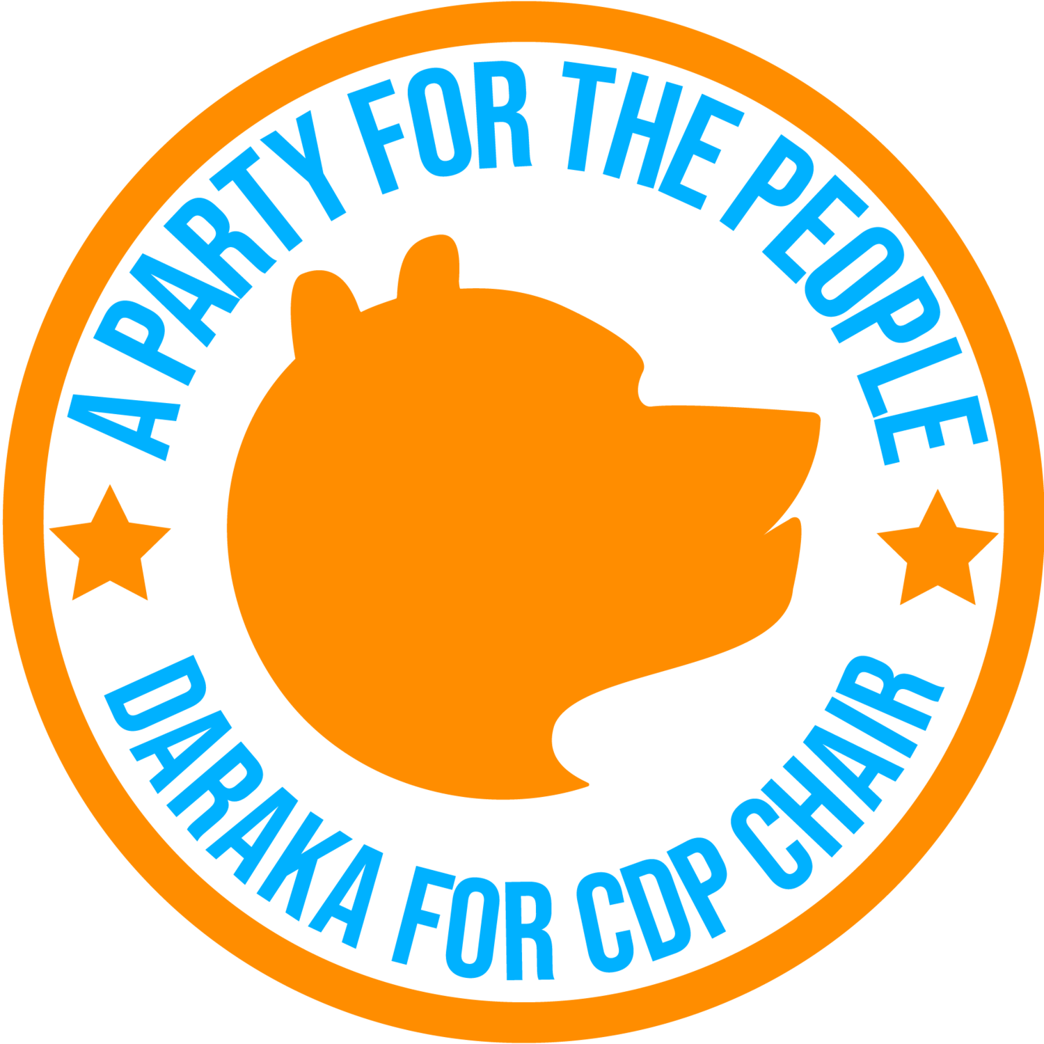 Daraka for CDP chair