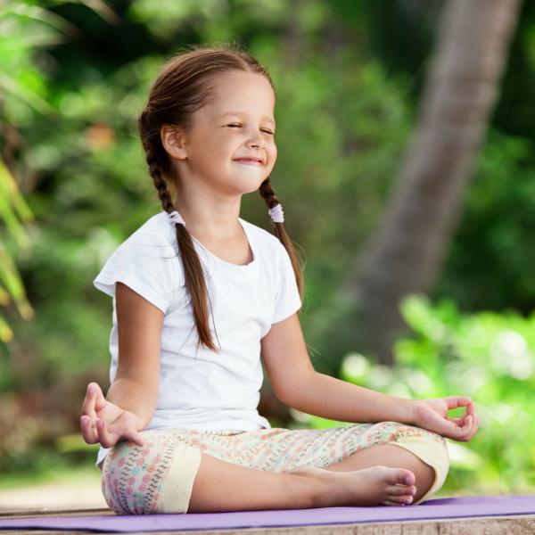 kids meditation — Blog — Zen Mind Space