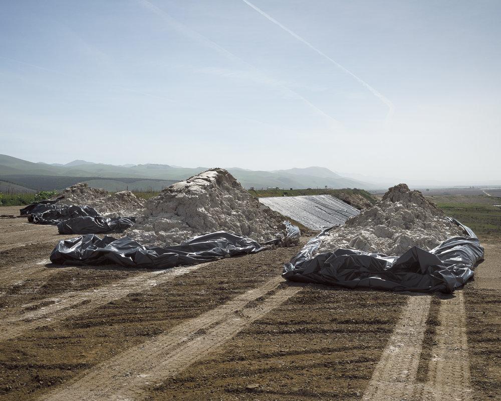 NHIS Soil. Santa Maria Landfill, CA. 2014