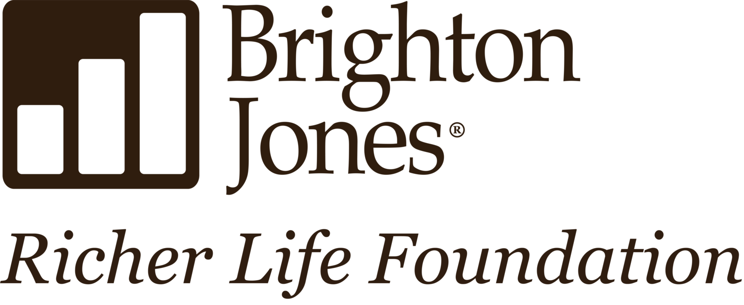 The Brighton Jones Richer Life Foundation