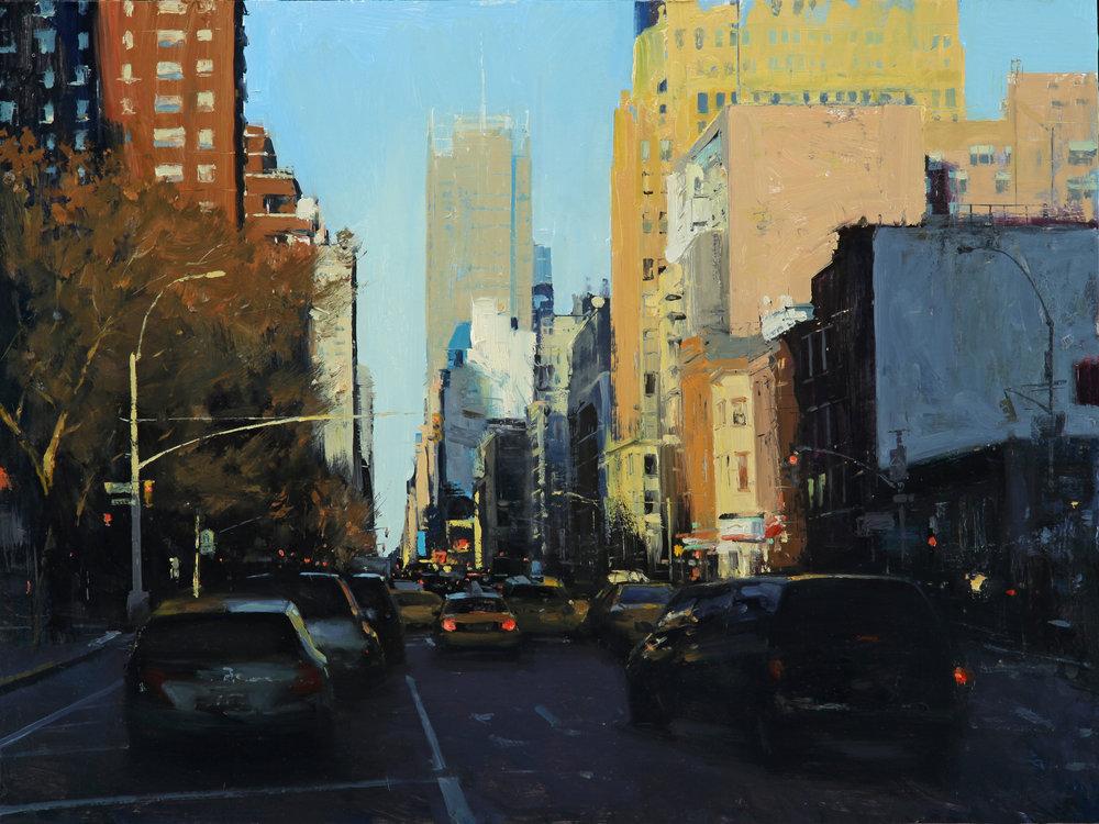 8th Avenue Traffic