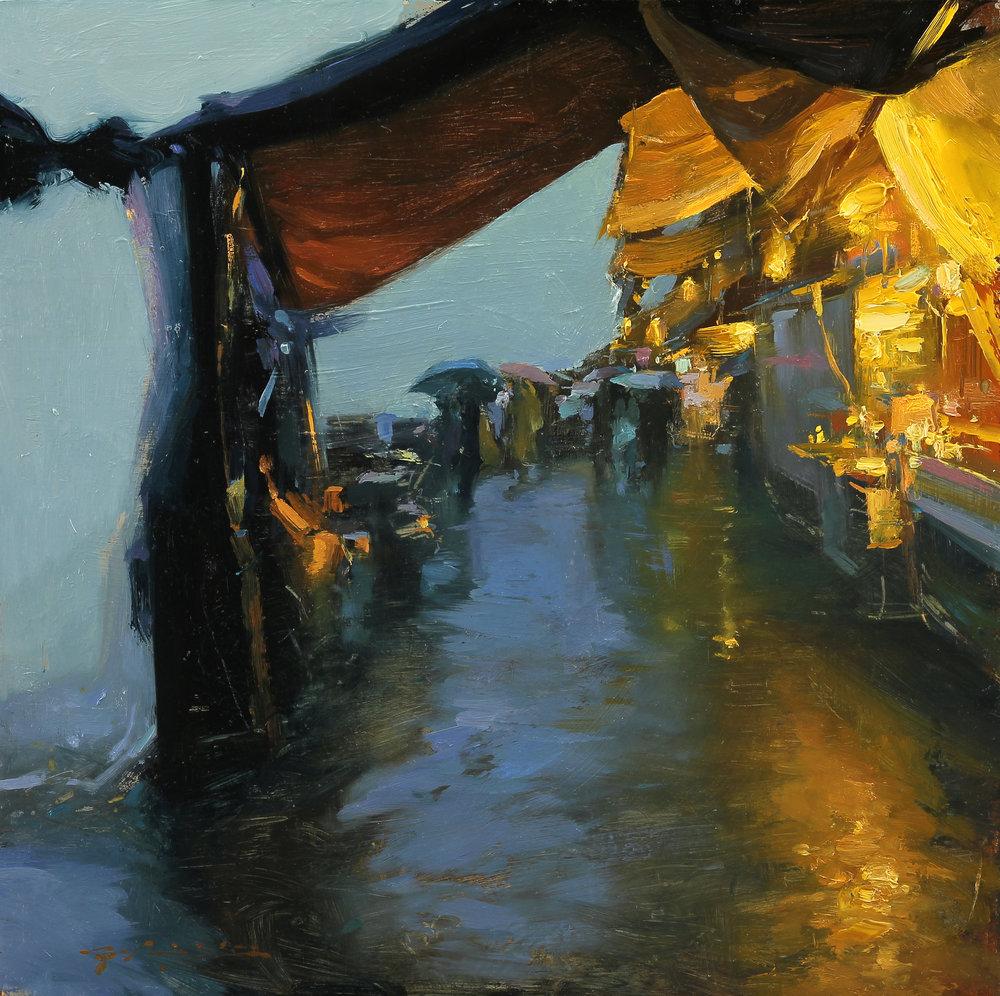 Evening Market