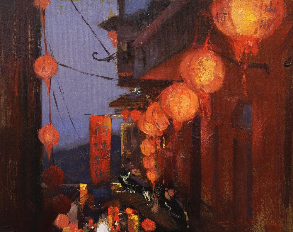 Lantern Light Dancing
