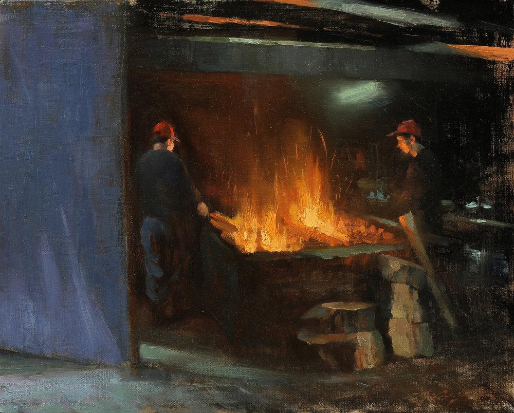 Kiln Cooking