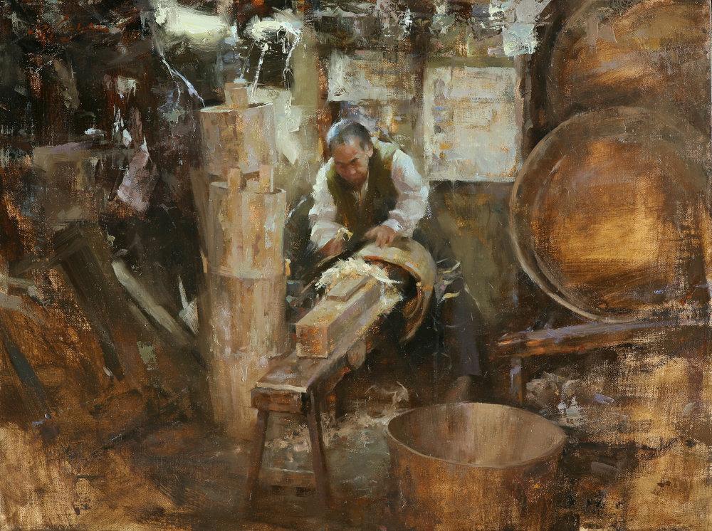 Chinese Carpenter