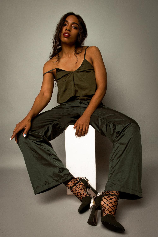 Ph: Tarik Carroll  Styling: CP Styles  Hair: Jessica M Pichardo