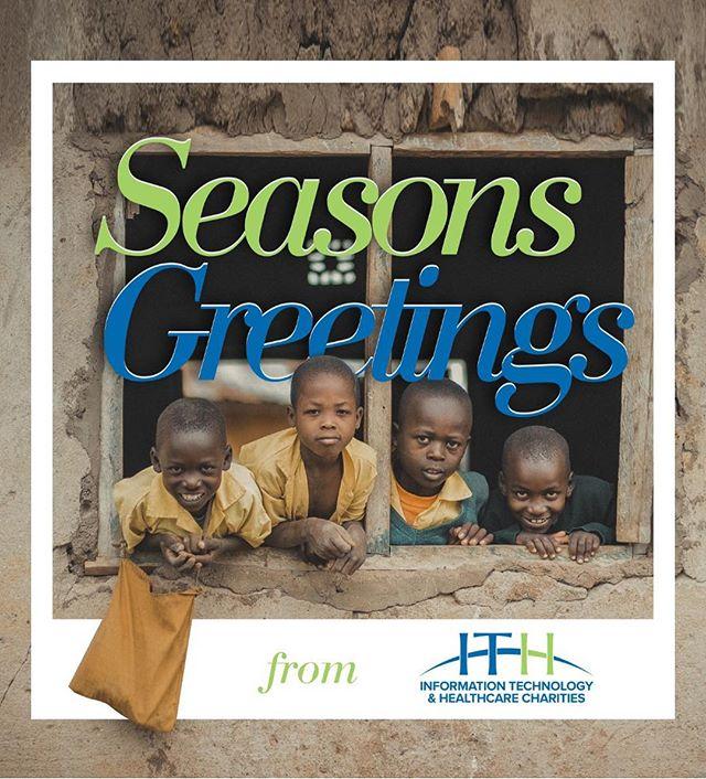 Seasons greetings from @ithcharities
