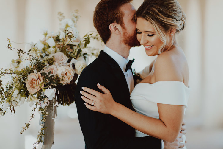 Ultimate Bridal Package $600 - - Complimentary Airbrush Bridal Makeup- Bridal Makeup and Hair Trial (2-3 hrs)- Engagement Makeup and Hair (2-3 hrs)- Bridal Makeup and Hair on Wedding Day (2-3 hrs)- 2 Pairs of False Lashes- 1 Deluxe Touch-Up Kit (includes lipstick, bobby pins, and Q-Tips; $75 value)
