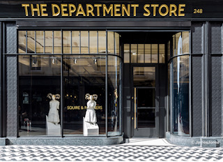 The Department Store - 248 Ferndale Road, Brixton