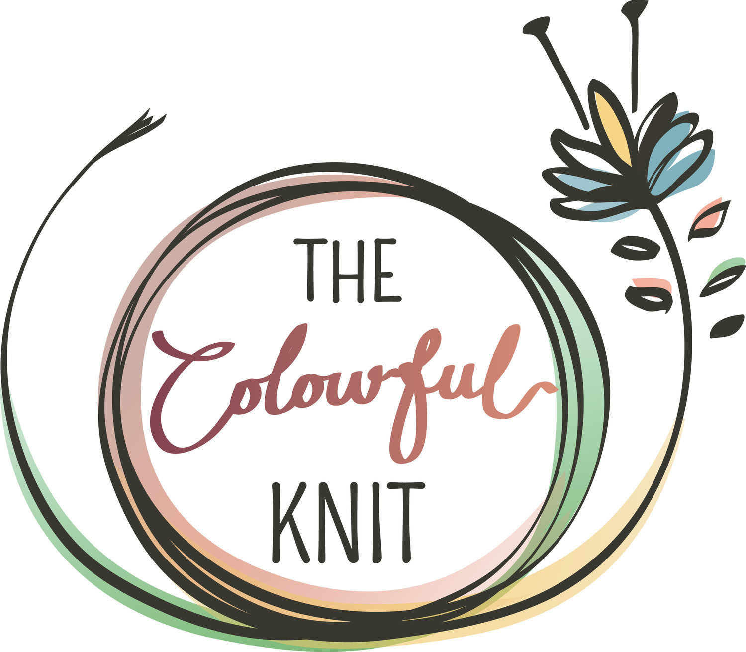 The Colourful Knit