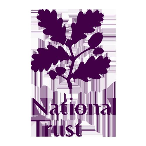 national trust logo mono