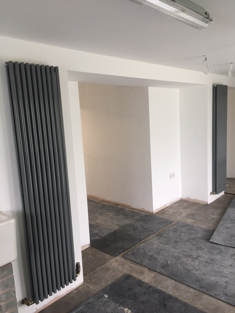 interior radiators wall
