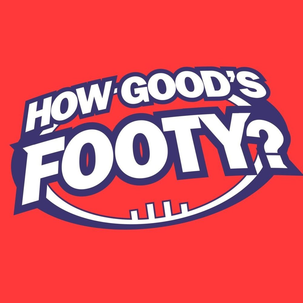 How Good's Footy - Wednesdays at 4PM