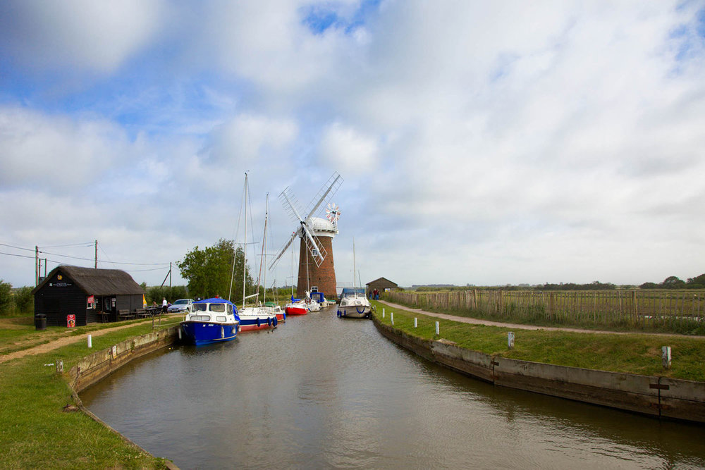 Norfolk Broads -