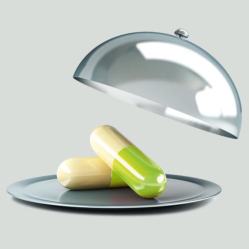 Sur un plateau! - Difficultés à vous déplacer, empêchement, manque de temps: saviez-vous que votre pharmacien peut livrer vos médicaments à domicile?
