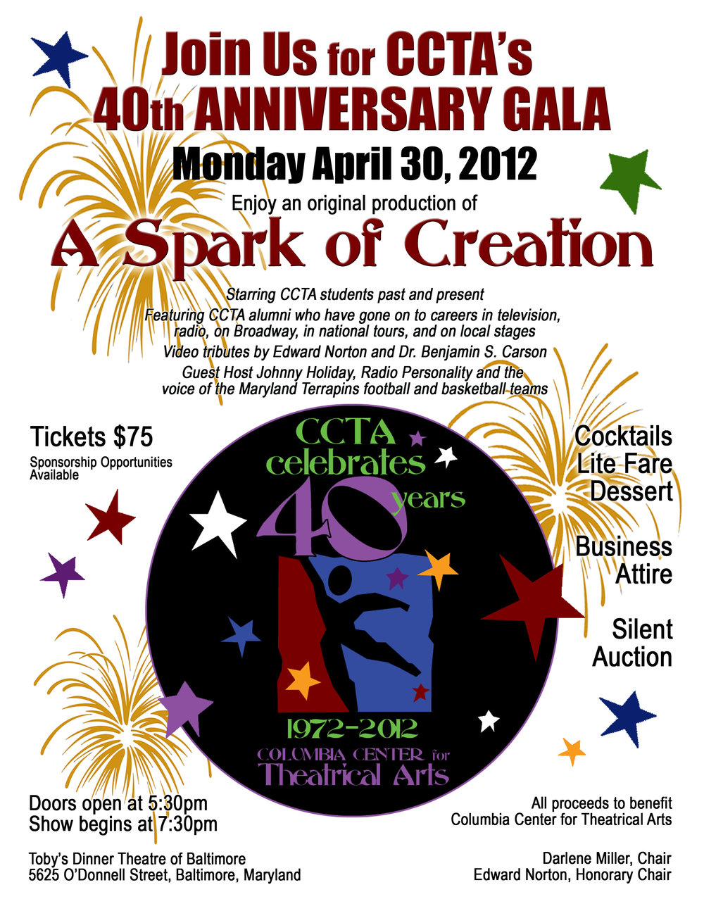 Invitation Flyer - CCTA Spark of Creation 40th Anniversary copy.jpg