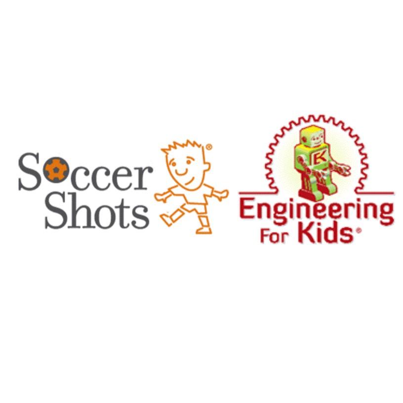 Junior Engineering For Kids & Soccer Shots!Grades: K-3 -