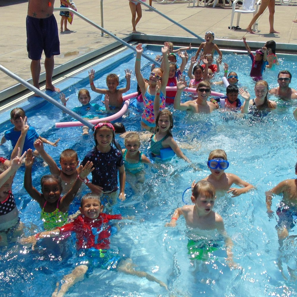 Outdoor and Indoor Pools - Swim lessons Monday-Thursday and Free swim on Friday.