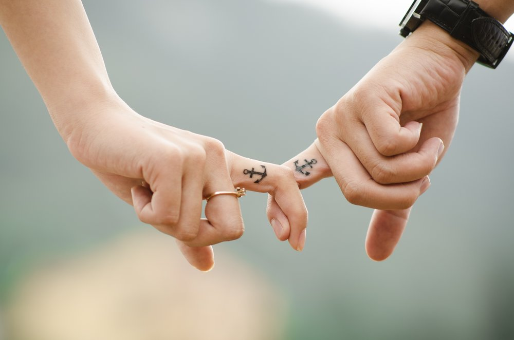 Les relations de couples peuvent être améliorées par l'EFT
