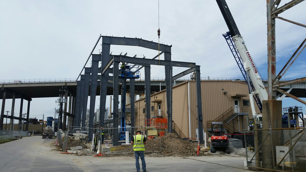 INDUSTRIAL STRUCTURE PROJECTS -