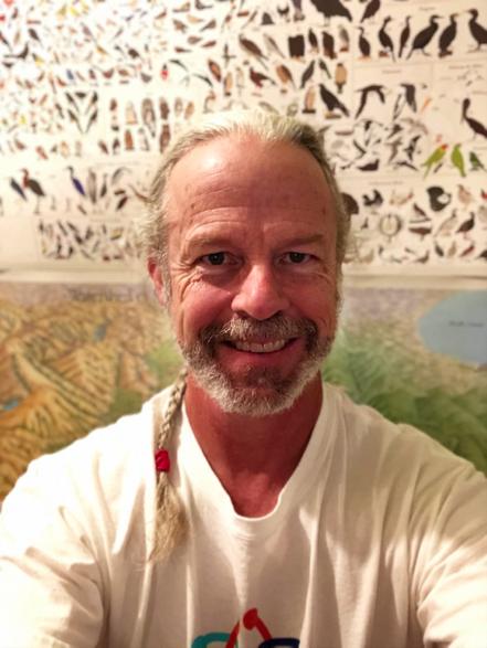 Barry Langdon-Lassagne, author