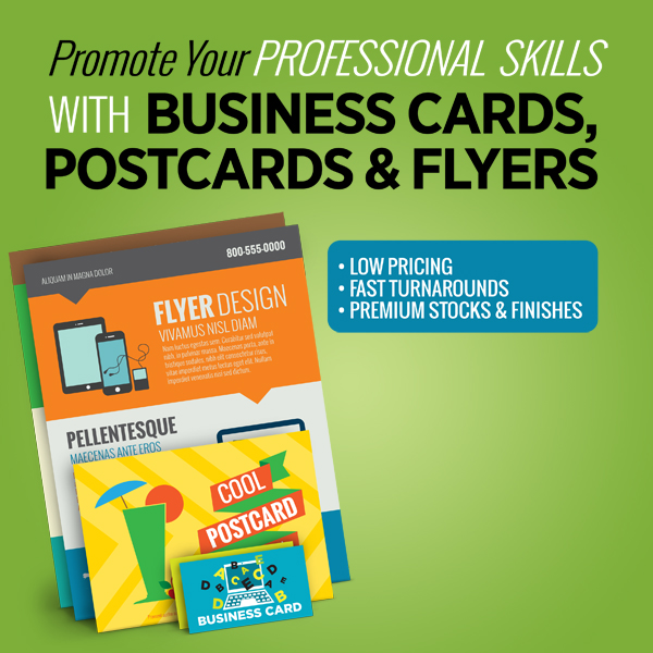 BUSINESS CARDS POSTCARDS FYLER