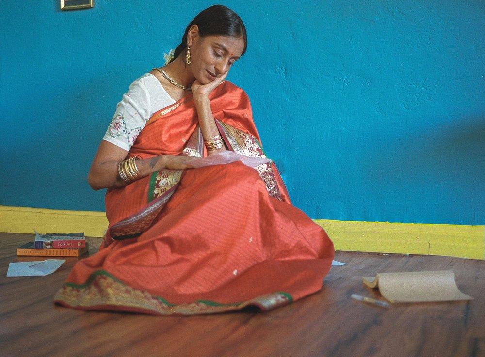 Pavana Reddy - an authentic artist in bloom