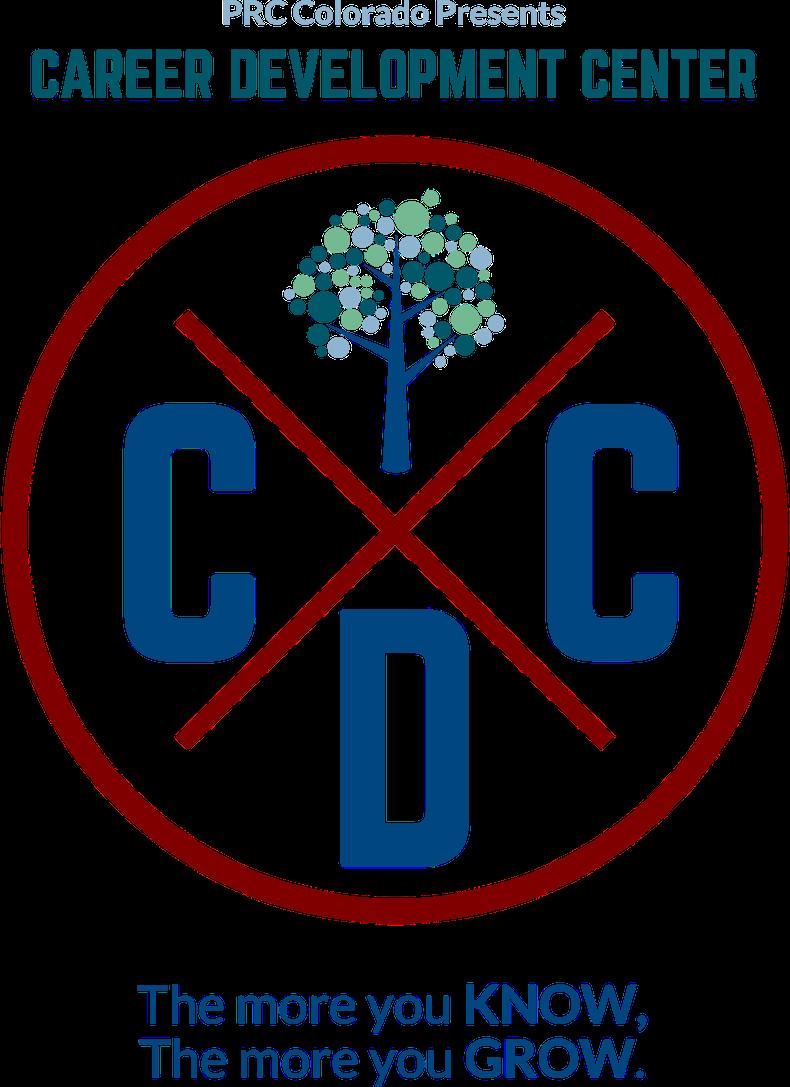 Career Development Center logo - full