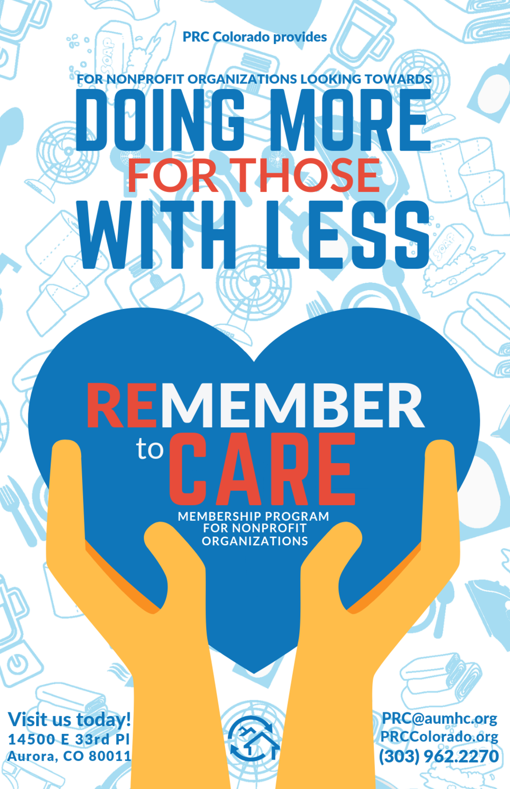 ReMEMBER to Care Poster - 11x17