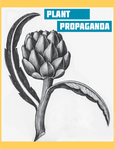 Plant Propaganda - The blog from Library Seed Bank.