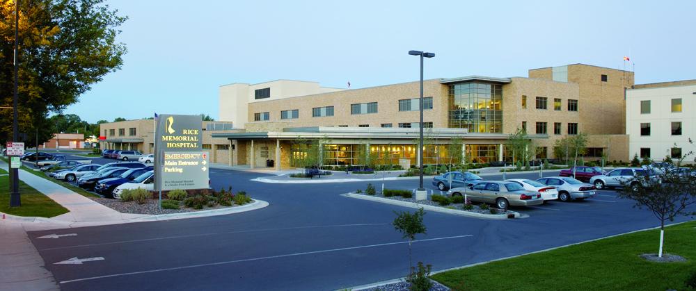 Carris Health – Rice Memorial Hospital  Willmar, MN