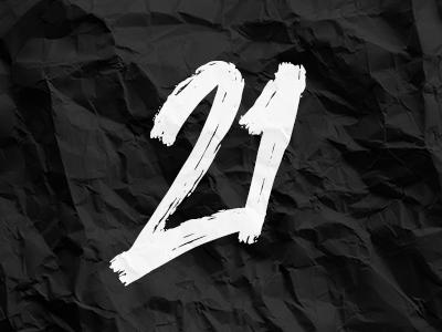 Day Twenty-One -