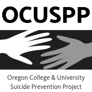 Oregon College & University Suicide Prevention Project