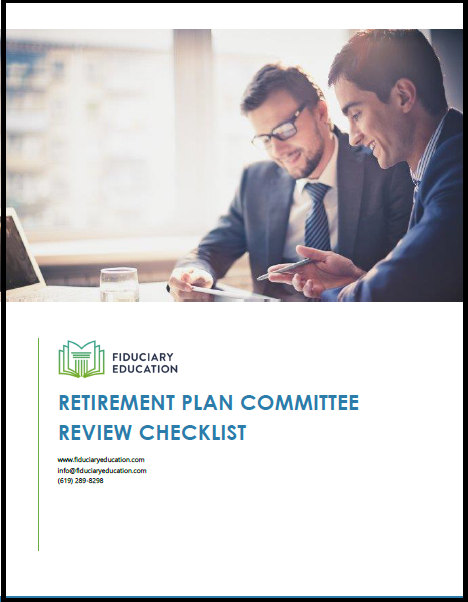 Thumb - Retirement Plan Committee Review Checklist.png